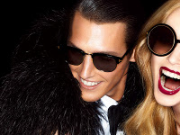 Tom Ford 2012 Eyewear Ad