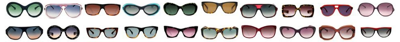 The Claire Goldsmith Sunwear Collection