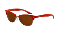 Ray-Ban Catty Clubmaster Red