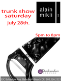 Alain Mikli Trunk Show @ Shademakers in Rehoboth Beach
