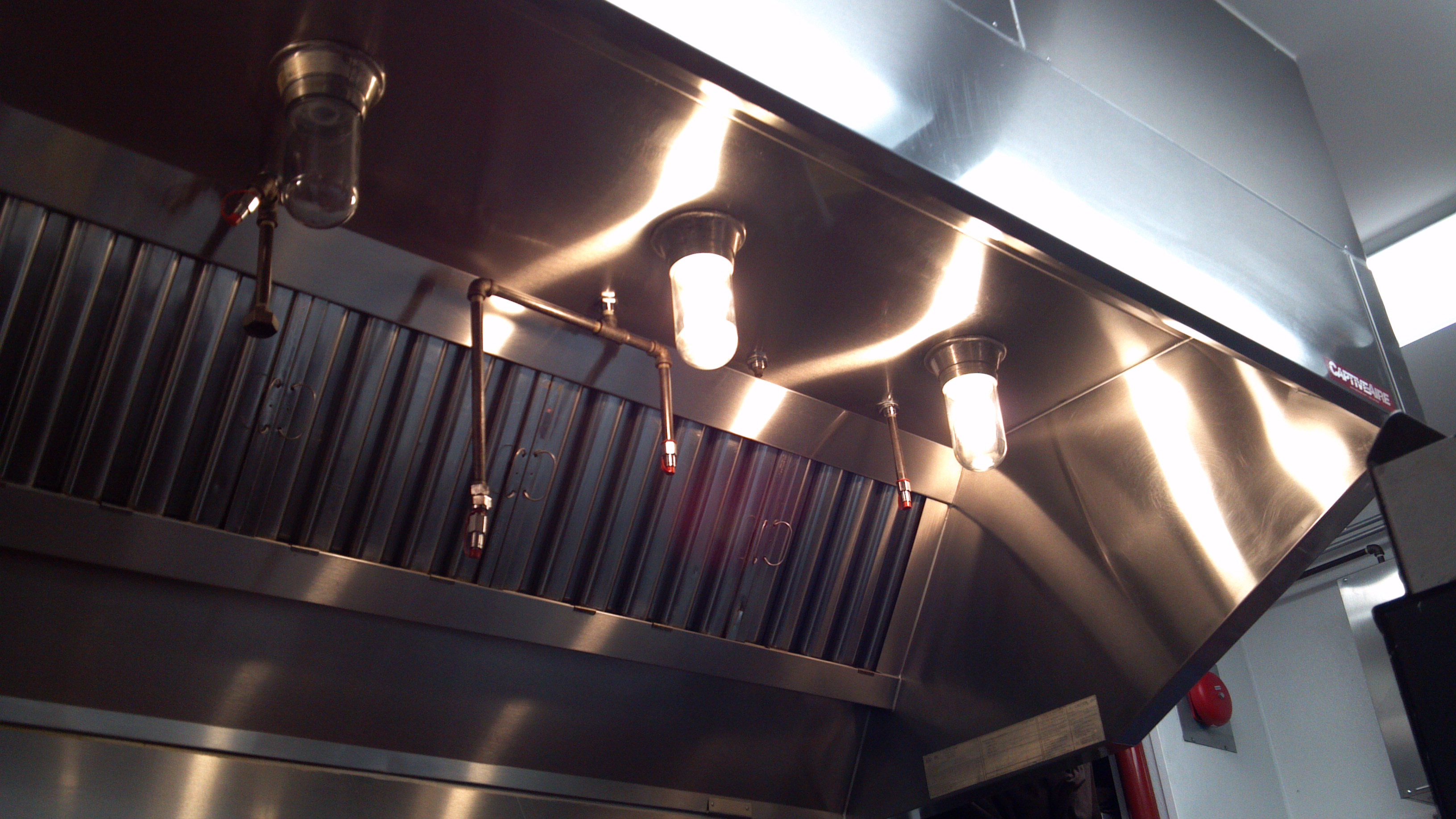 marvelous Commercial Kitchen Hood Exhaust Fan #10: Kitchen Exhaust Hood and Equipment Cleaning